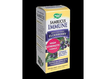 Natures Way Sambucus Immune