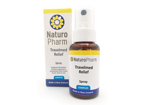 NaturoPharm Travel Relief Spray