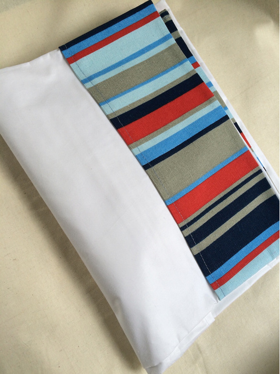 Nautical Cot Bed Sheets