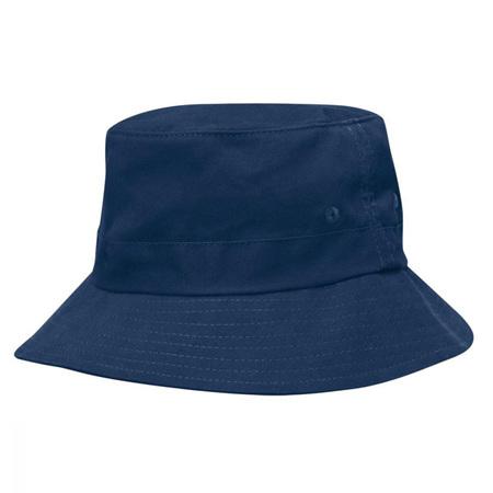 Navy Bucket Hat