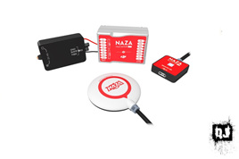 NAZA-M Lite with GPS