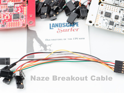 Naze Breakout Cable