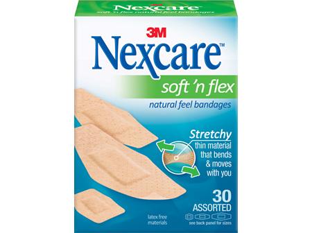 N/C SOFT 'N FLEX ASSORTED 30