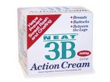 NEAT ACTION 3B CRM POT 100g