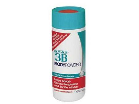 NEAT FEAT 3B Body Powder 125g