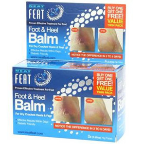 Neat Foot and Heel Balm