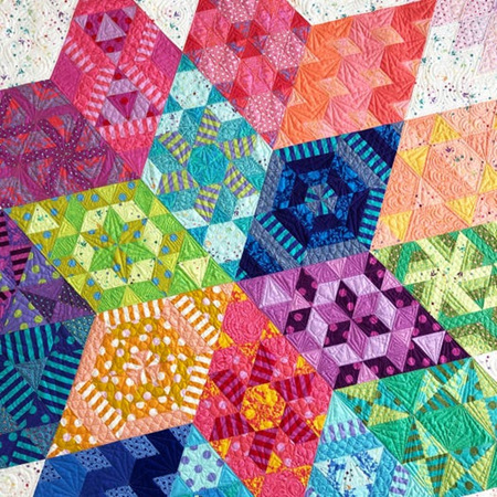 Nebula by Tula Pink and Jaybird Quilts - Reservations