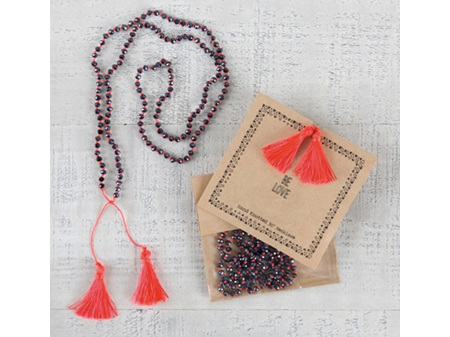 Necklace Natural Life - Be Love 67cm