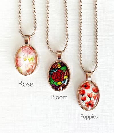 necklaces!  Love, Lis