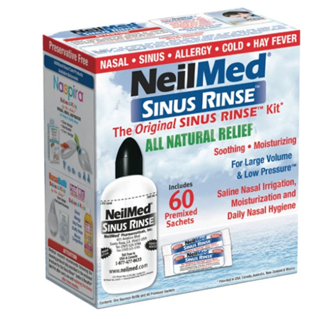 NEILMED SINUS RINSE KIT 60