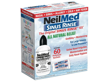 Neilmed Sinus Rinse Kit With 60 Packets