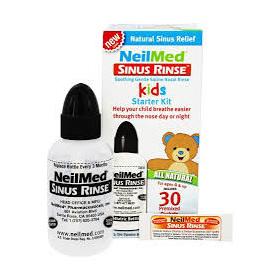 NEILMED SINUS RINSE PEDIATRIC START/KIT