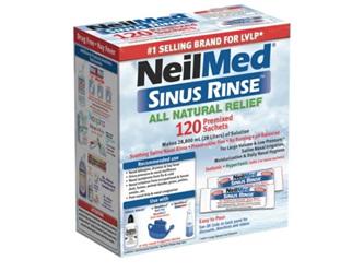 NEILMED Sinus Rinse (R) 120Sach