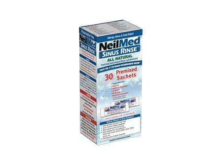 Neilmed Sinus Rinse Refill Sachets