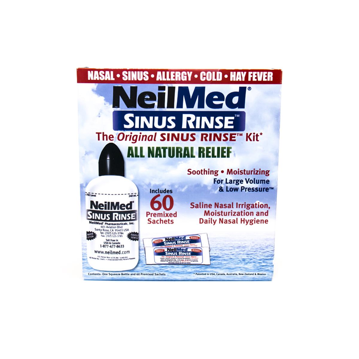 Neilmed Sinus Rinse Sachet Refills