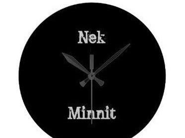 Nek Minnit