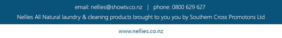 Nellies All Natural Laundry And Cleaning Products
