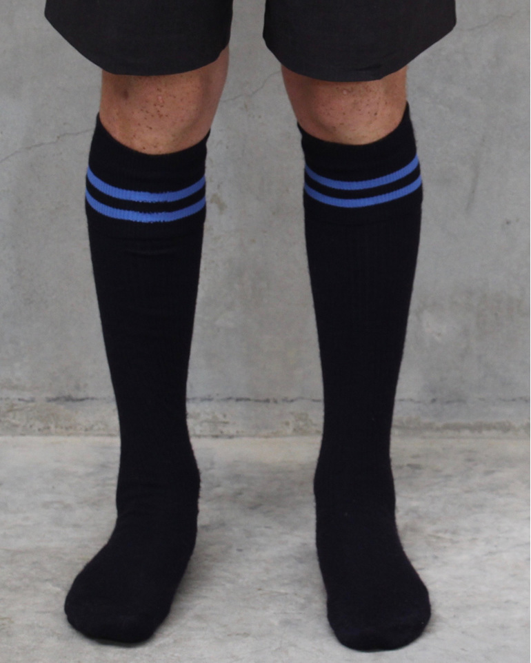 Nelson College School Socks