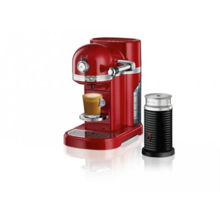 Nespresso Machine - Empire Red