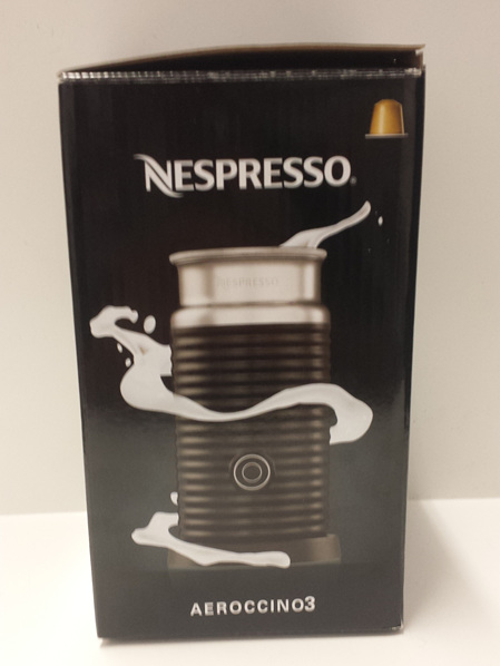 Nespresso MILK FOAM AEROCCINO3