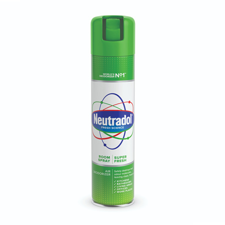 Neutradol Room Deodorizer Super Fresh 300ml