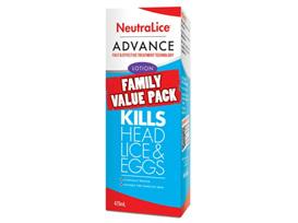 NEUTRALICE Advance Family V/Pk457ml