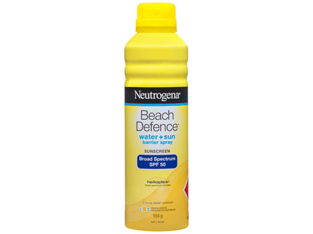 NEUTRO Beach Def. Spray SPF50 184g