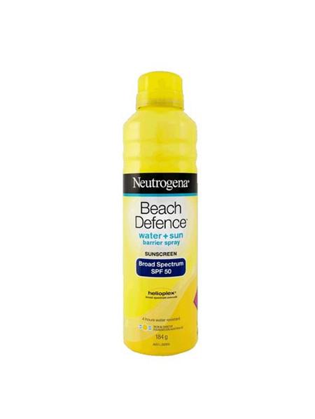 NEUTRO Beach Def. Spray SPF50 184g