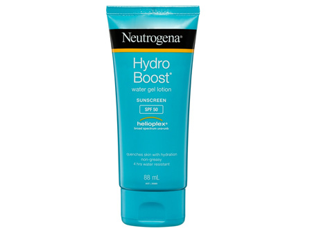 NEUTRO HB Water Gel Lot SPF50 88ml