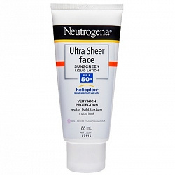 NEUTRO U/Shr Face Lot SPF50+ 88ml