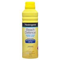Neutrogena Beach Defence SPF50 Spray 184g