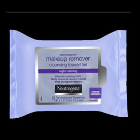 Neutrogena Night Calm MakeUp Remover Wipes  25