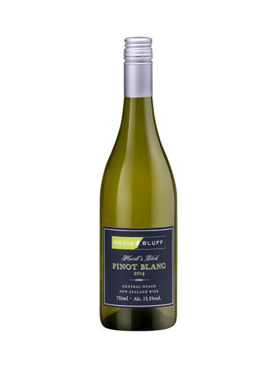 Nevis Bluff Pinot Blanc 2014