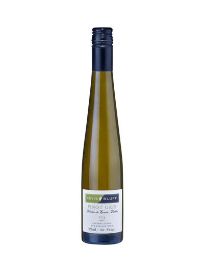 Nevis Bluff Selection de Grains Nobles Pinot Gris 2015