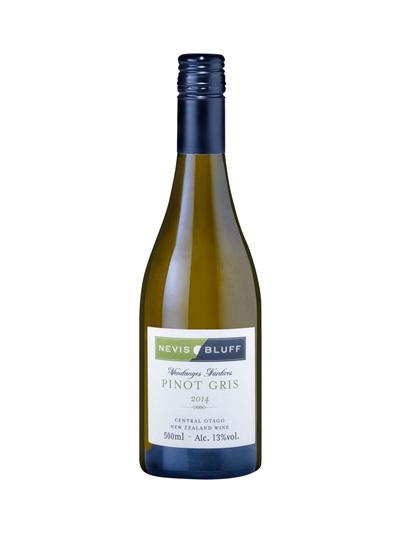 Vendanges Tardives Pinot Gris 2014 - Bottle