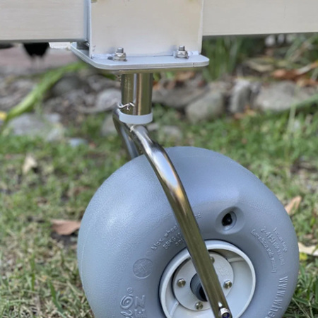 New Boat Dolly/Jet Ski Jockey Wheel
