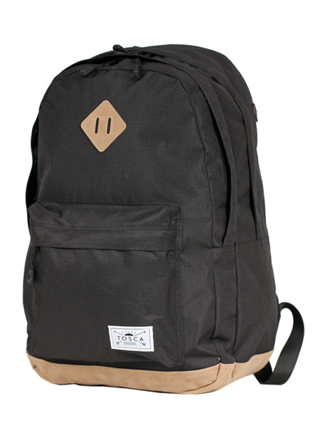 New classic casual style backpack Blk Tosca TCA921