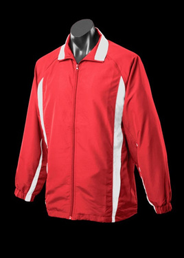 NEW Lifeguard Jacket Red/White
