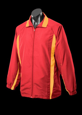 NEW Lifeguard Jacket Red/Gold