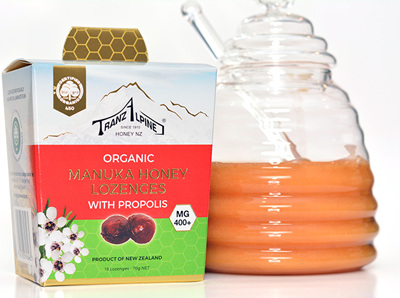 New organic bee product combination set to launch