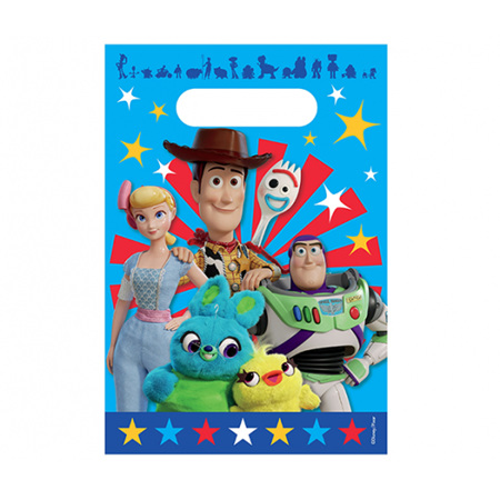 NEW - Toy Story lootbags x 8