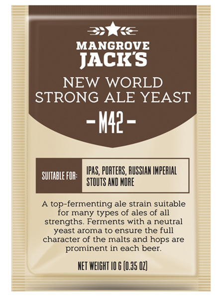 New World Strong Ale M42