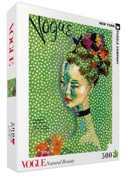 New York Puzzle Company 500 Piece Jigsaw Puzzle: One Fair Lady