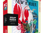 New York Puzzle Company 500 Piece Puzzle Seaside Cafe at www.puzzlesnz.co.nz