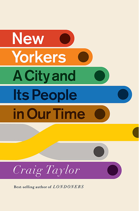 New Yorkers: A City and Its People in Our Time (PRE-ORDER ONLY)