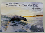 New Zealand Conservation Calendar 2020