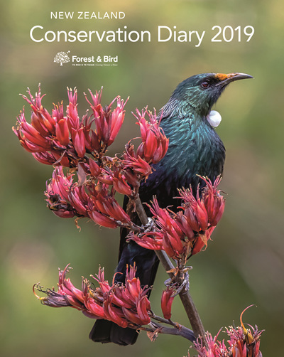 New Zealand Conservation Diary 2019