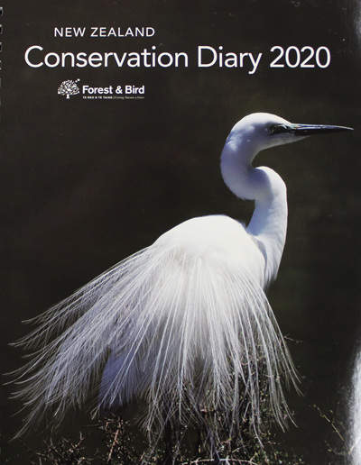 New Zealand Conservation Diary 2020
