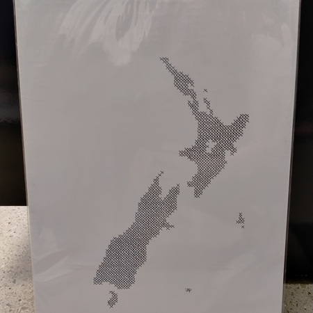 New Zealand Crosses Prints