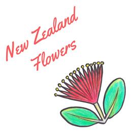 New Zealand Flowers & Grasses
